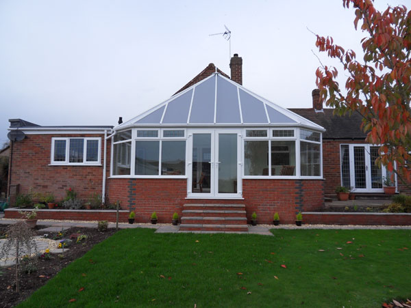 Global conservatories form Fusion