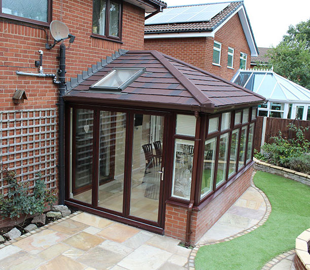 Tiled Conservatory Roof Cost >> Supalite, a solid tiled roof solution for conservatories in Worcester and Malvern